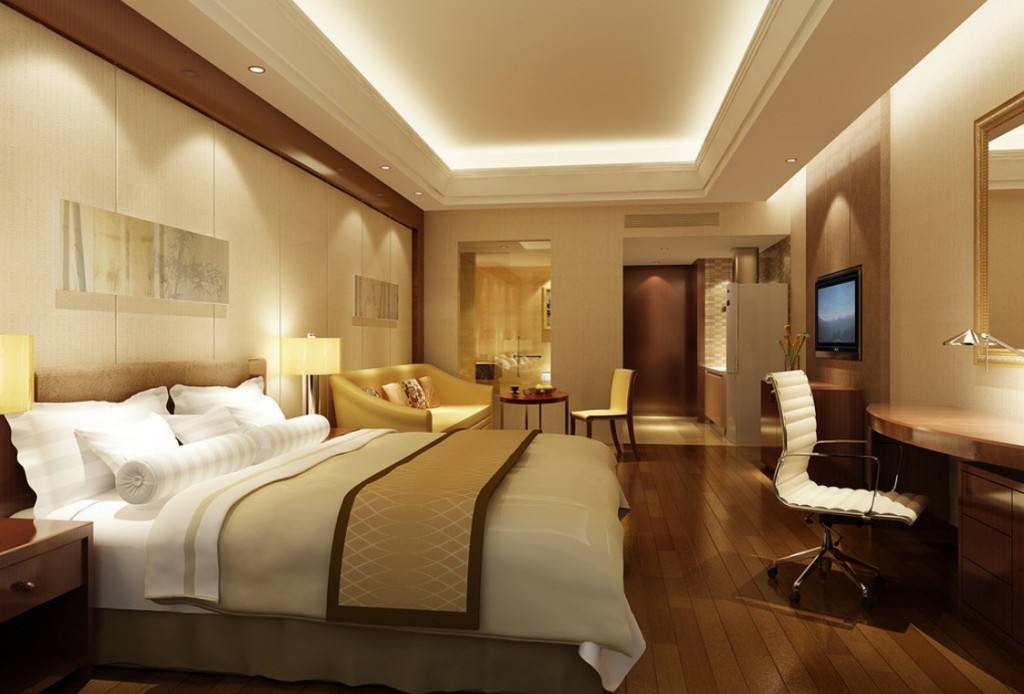 Hotel Room Interior Design Ideas Modern Minimalist Hotel